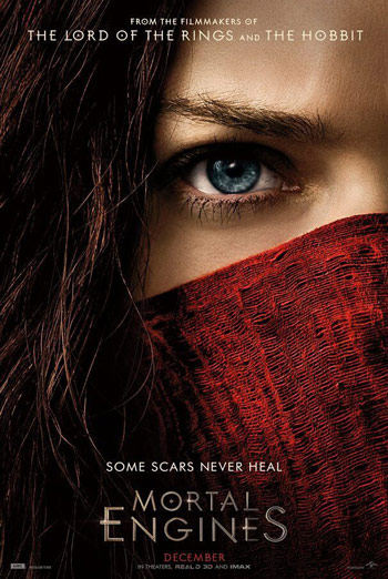 Mortal Engines - in theatres 12/14/2018