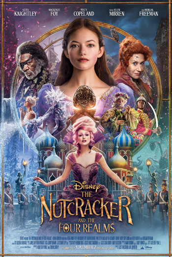 Nutcracker and the Four Realms - in theatres 11/02/2018