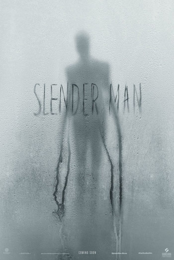 Slender Man movie poster