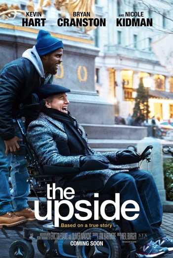 Upside, The - in theatres 01/11/2019