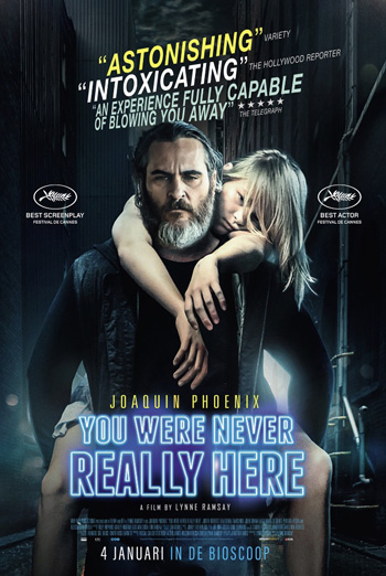 You Were Never Really Here - in theatres 03/02/2018
