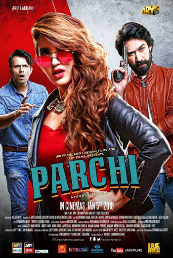 Parchi (Urdu W/E.S.T.) movie poster