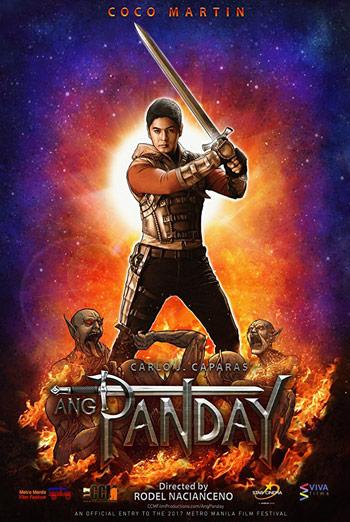 Ang Panday (Filipino W/E.S.T.) movie poster