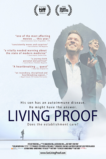 Living Proof movie poster