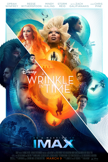 Wrinkle in Time, A (IMAX) movie poster