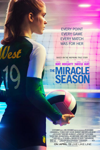 Miracle Season, The - in theatres 04/06/2018