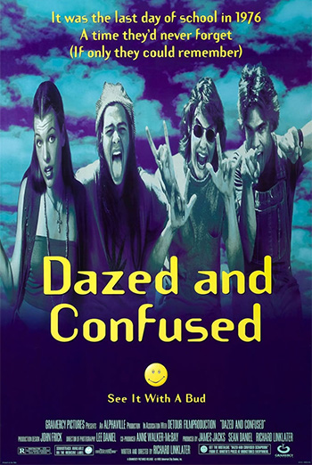 Dazed and Confused (Classic Film Series) movie poster