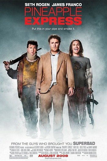 Pineapple Express (Classic Film Series) movie poster