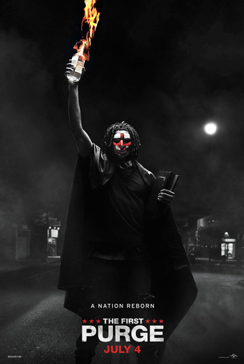 First Purge, The movie poster