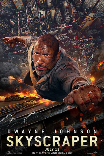 Skyscraper - in theatres 07/13/2018