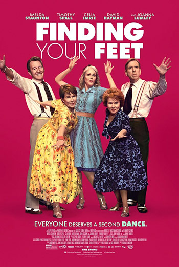 Finding Your Feet - in theatres 04/13/2018