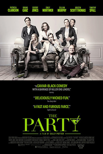 Party, The movie poster
