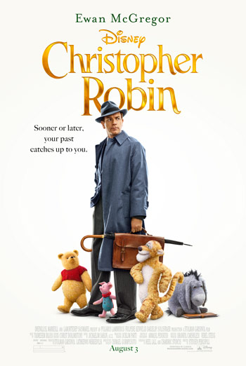 Christopher Robin movie poster