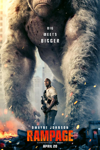 Rampage (IMAX) - in theatres 04/13/2018