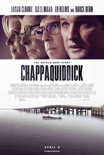 Chappaquiddick - in theatres 04/06/2018
