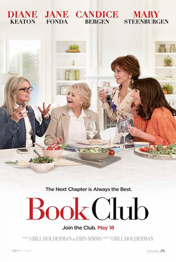 Book Club - in theatres 05/18/2018
