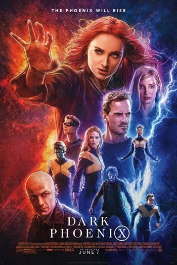 Dark Phoenix - in theatres 06/07/2019