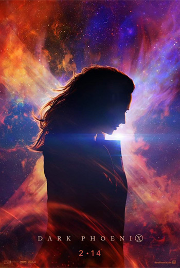 X-Men: Dark Phoenix - in theatres 06/07/2019