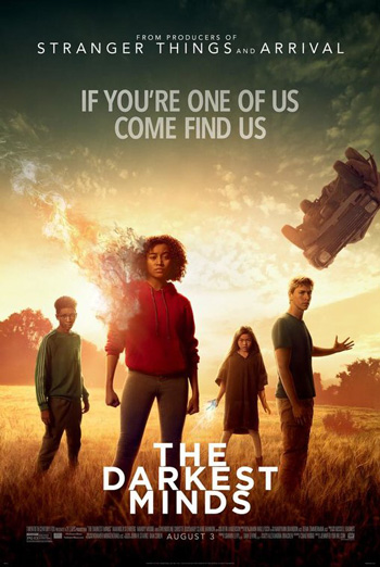 Darkest Minds, The - in theatres 08/03/2018