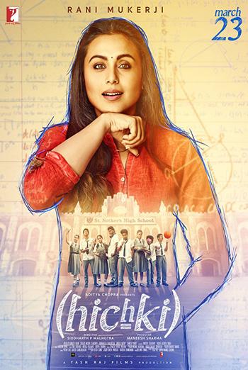 Hichki (Hindi W/E.S.T.) movie poster