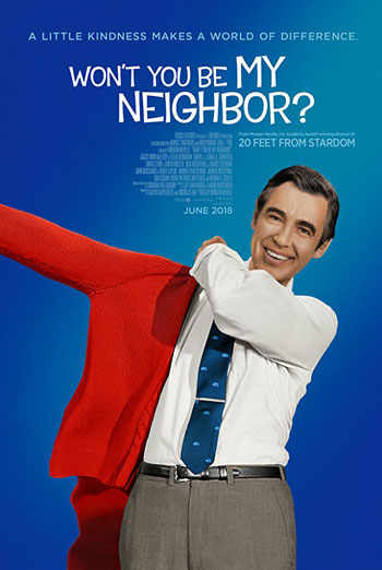 Won't You Be My Neighbor? - in theatres 06/08/2018