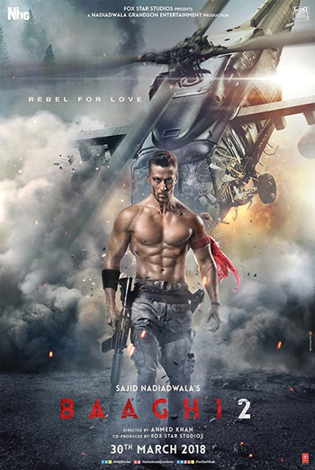 Baaghi 2 (Hindi W/E.S.T.) movie poster