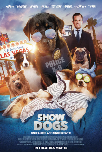 Show Dogs - in theatres 05/18/2018