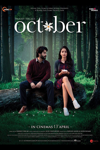 October (Hindi W/E.S.T.) movie poster