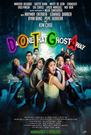 Da One That Ghost Away(Filipino W/E.S.T) movie poster