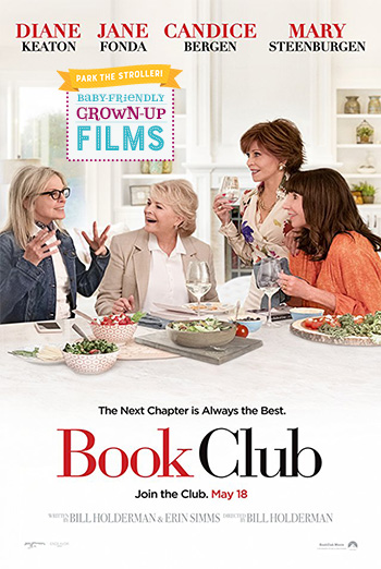 Book Club (Park The Stroller) - in theatres 05/22/2018