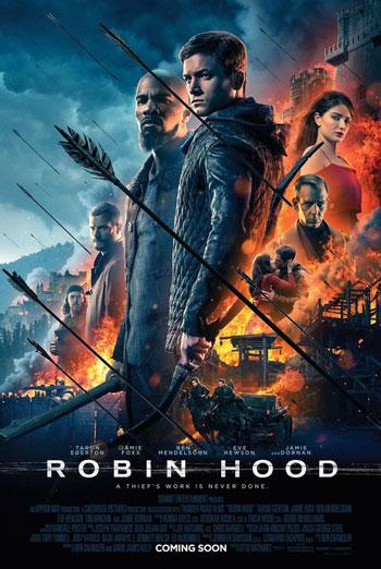 Robin Hood - in theatres 11/21/2018