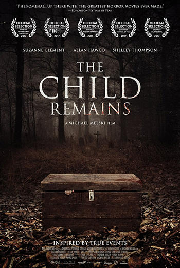 Child Remains, The movie poster