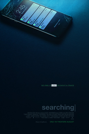 Searching - in theatres 08/31/2018