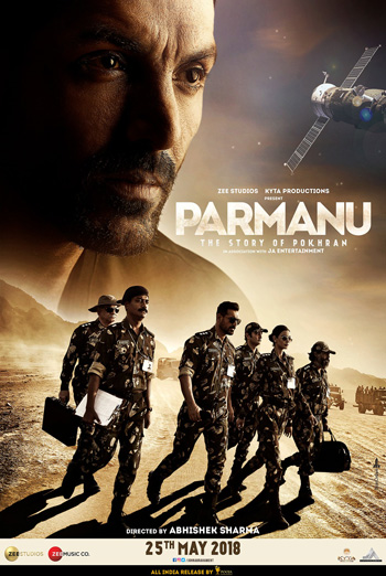 Parmanu: The Story Of Pokhran (Hindi W/E.S.T.) movie poster