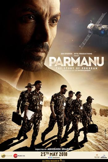 Parmanu: The Story Of Pokhran (Hindi W/E.S.T.) movie poster