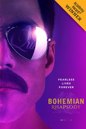Bohemian Rhapsody - in theatres 11/02/2018