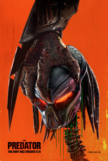 Predator, The movie poster
