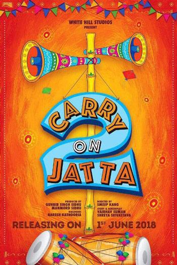Carry On Jatta 2 (Punjabi W/E.S.T) movie poster