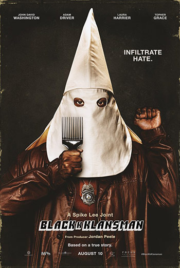BlacKkKlansman - in theatres 08/10/2018