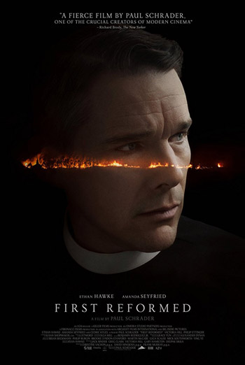 First Reformed - in theatres 06/08/2018