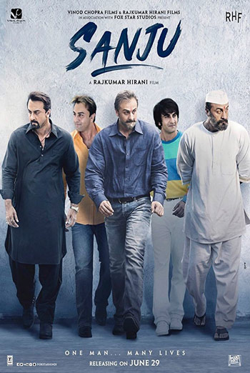 Sanju (Hindi W/E.S.T.) movie poster