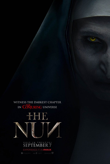 Nun, The movie poster