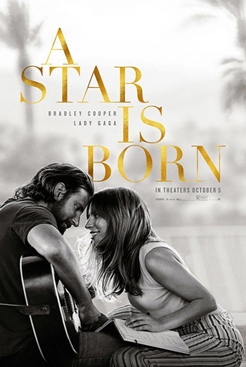 Star Is Born, A movie poster