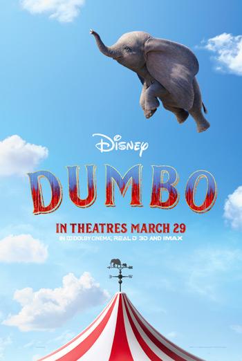 Dumbo movie poster
