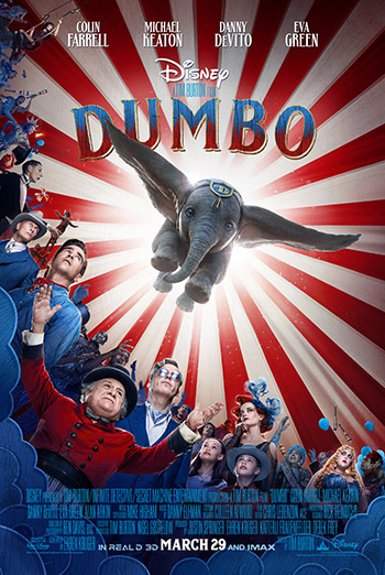 Dumbo - in theatres 03/29/2019