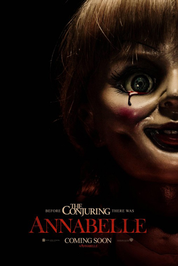 Annabelle (Classic Film Series) - in theatres 08/18/2018