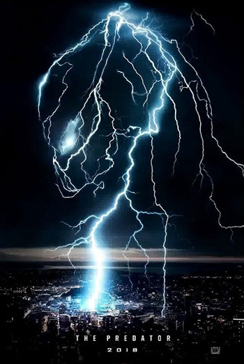 Predator, The (IMAX) movie poster