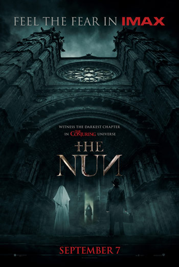Nun, The (IMAX) movie poster