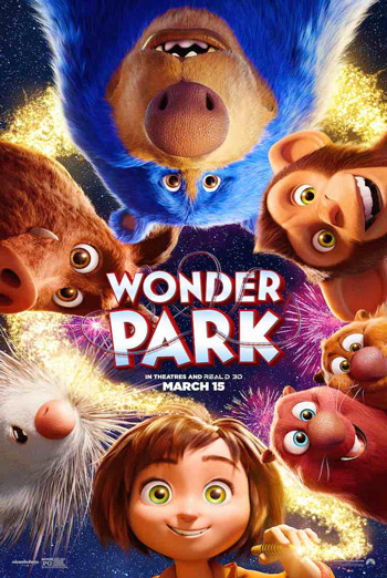 Wonder Park - in theatres 03/15/2019