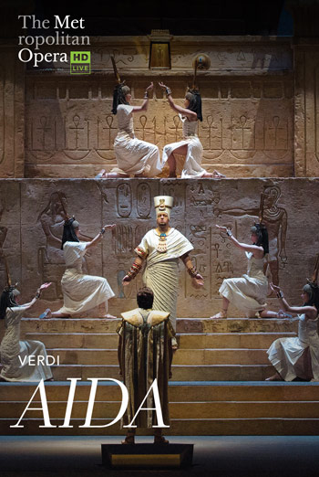 Aida (MET 18/19) movie poster